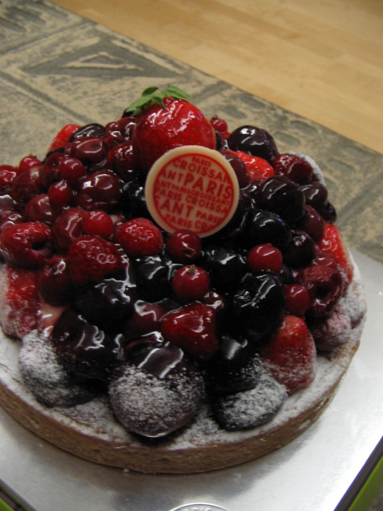 Berry Pie - 1